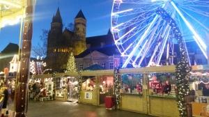 Maastricht in kerstsfeer